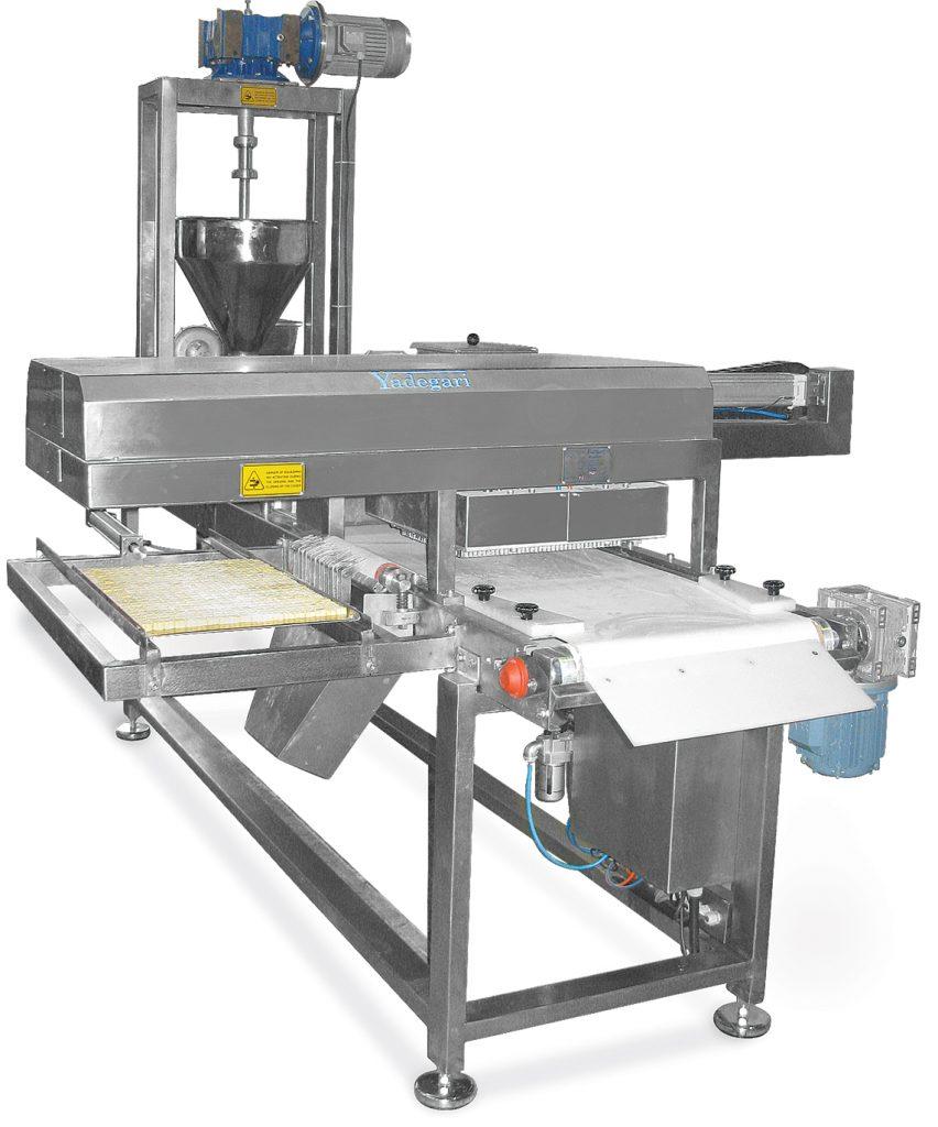 دستگاه اکسترودر و برش اتوماتیک انواع شیرینی MY25